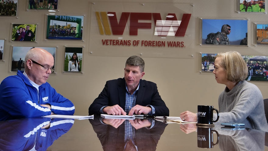 John Muckelbauer – VFW