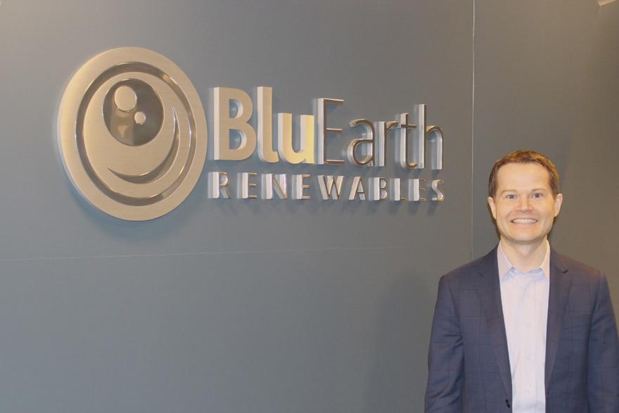 Shaun Wrubell – BluEarth Renewables