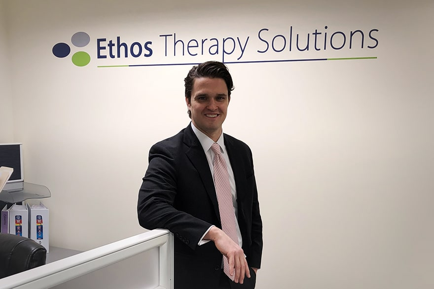 H. Matthew Packard – Ethos Therapy Solutions