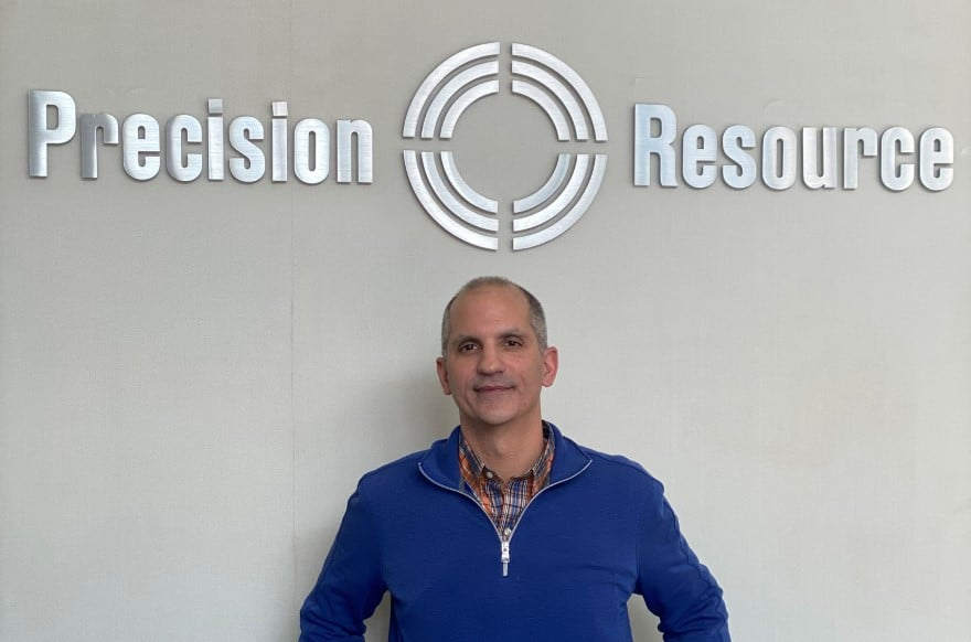 Joseph Tristine – Precision Resource