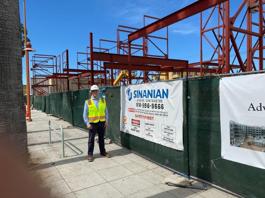 Serge Sinanian – Sinanian Development Inc.