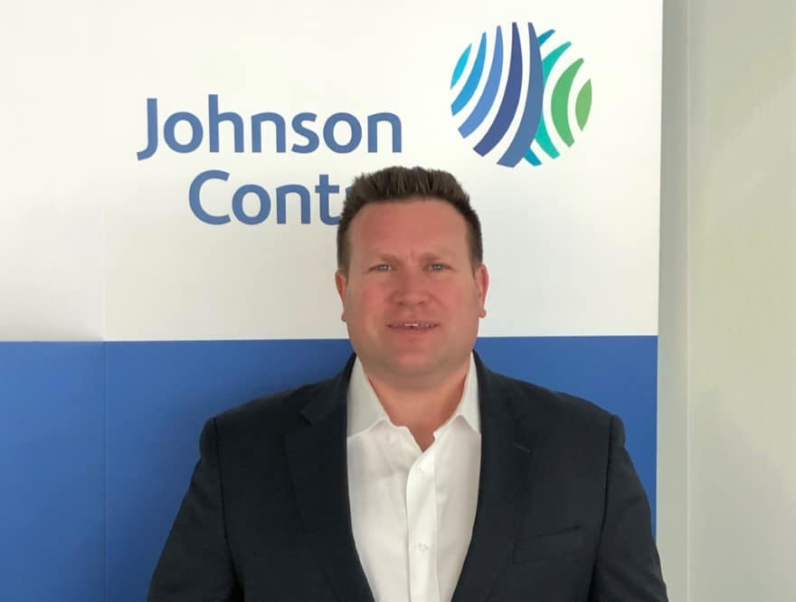 Christopher Parent – Johnson Controls