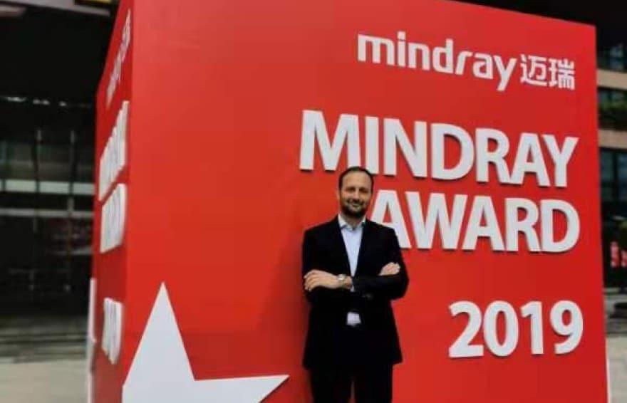 Mauro Del Noce – Mindray