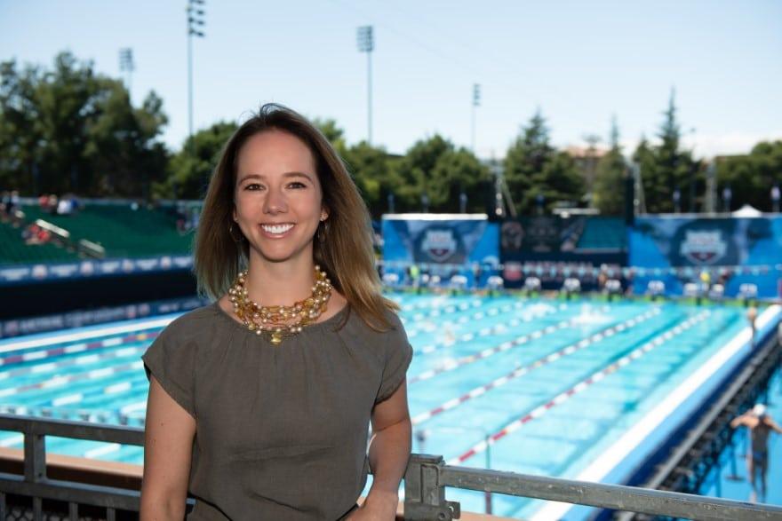 Lucinda McRoberts – USA Swimming