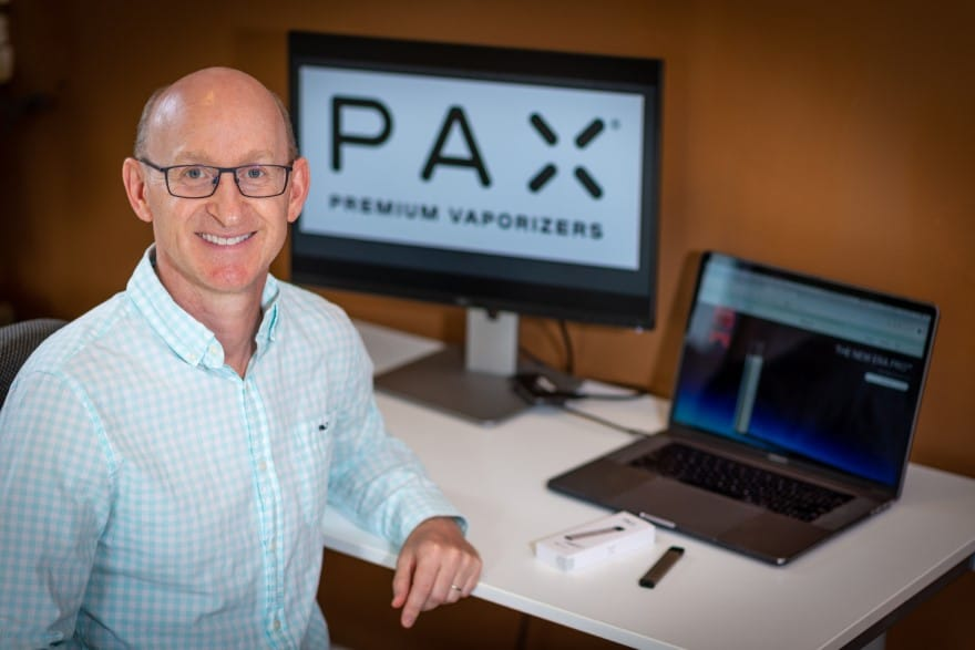 Troy Grabow – PAX Labs Inc.