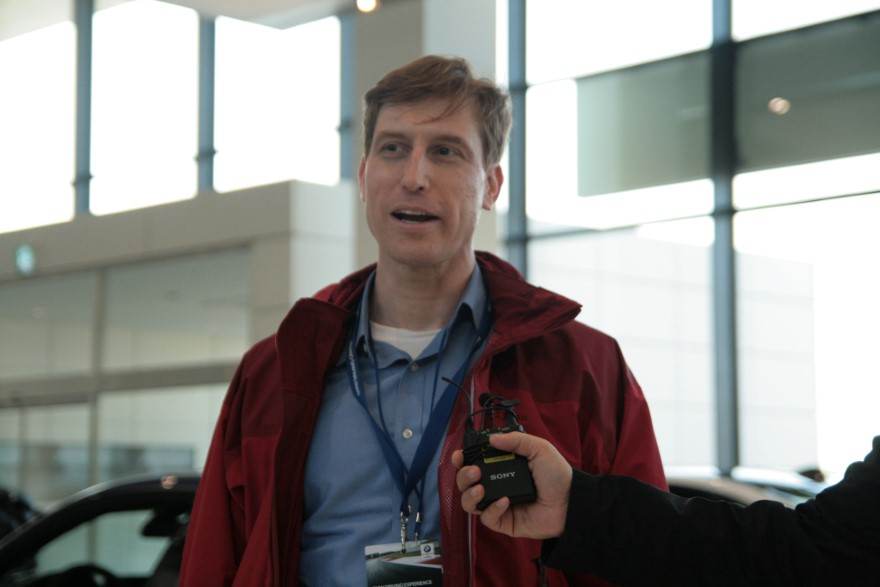 Justin Shellaway – Hankook Tire America Corp.