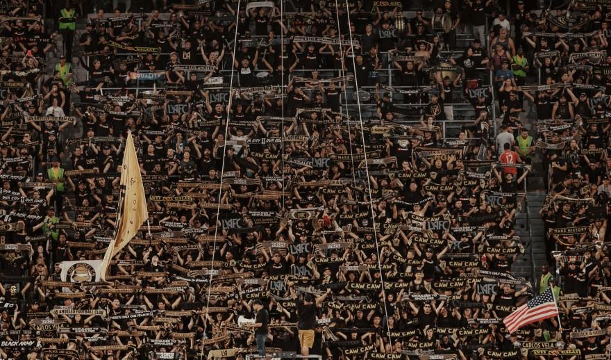 Randy Haight – Los Angeles Football Club