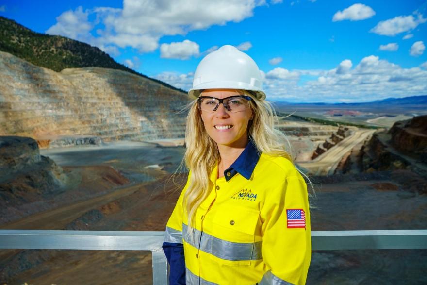 Hiliary Wilson ‒ Nevada Gold Mines