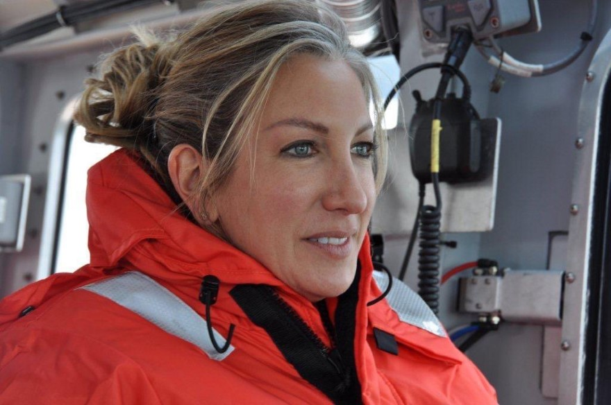 Melissa Bert – U.S. Coast Guard