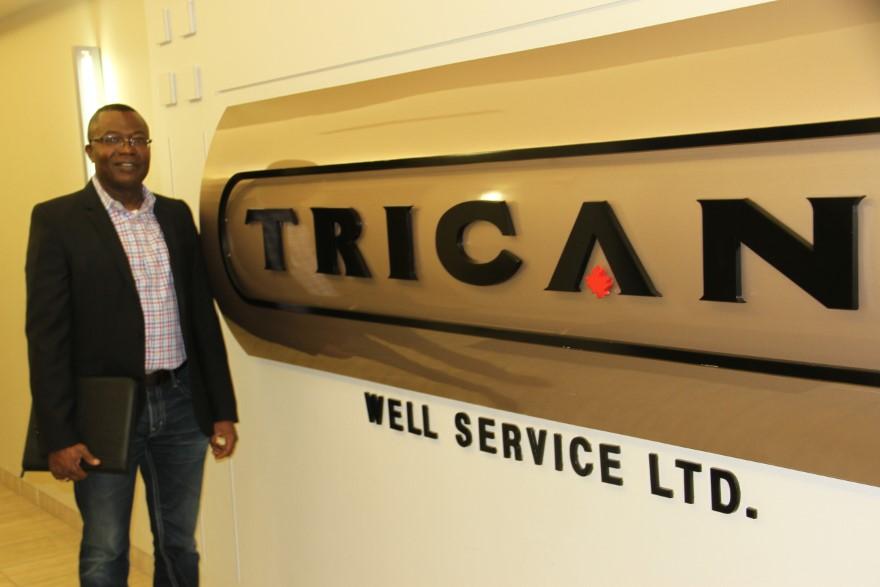 Dr. Chika B. Onwuekwe, QC – Trican Well Service Ltd.
