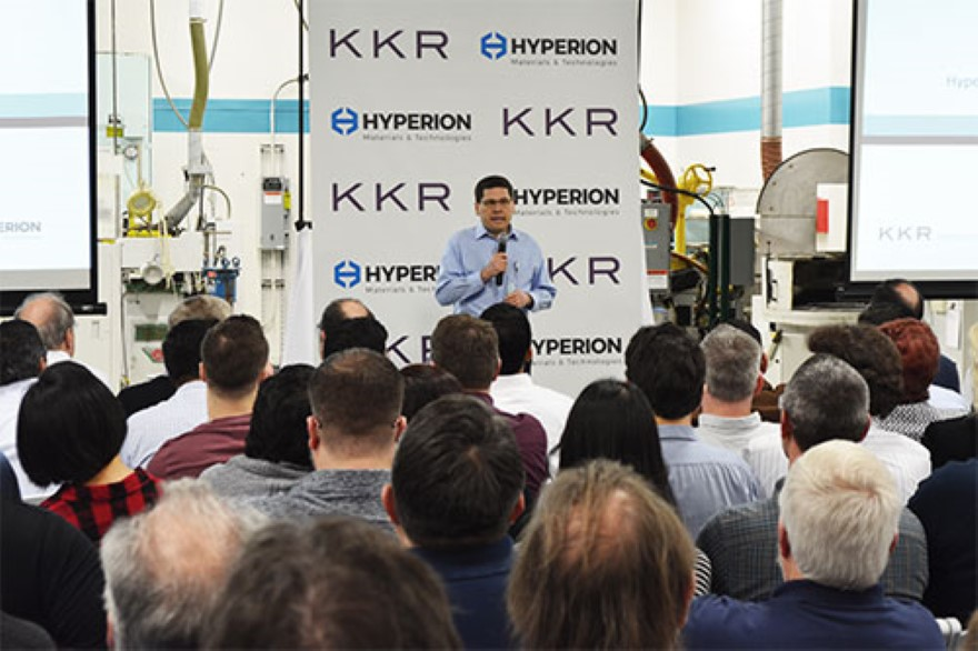 Brian Coate – Hyperion Materials & Technologies