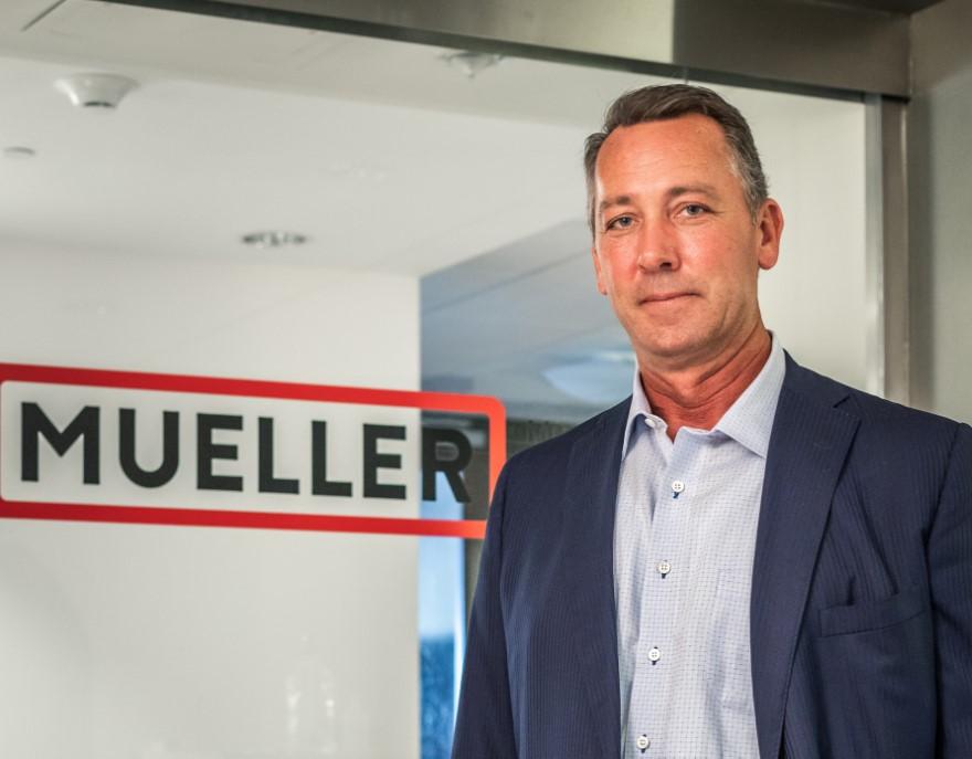 Steve Heinrichs – Mueller Water Products