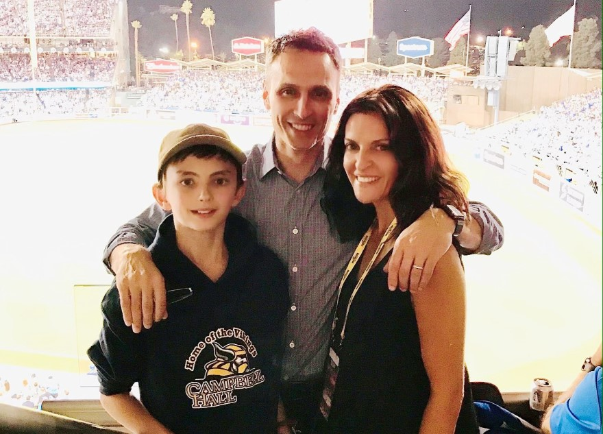 Lara Pitaro Wisch – Major League Baseball