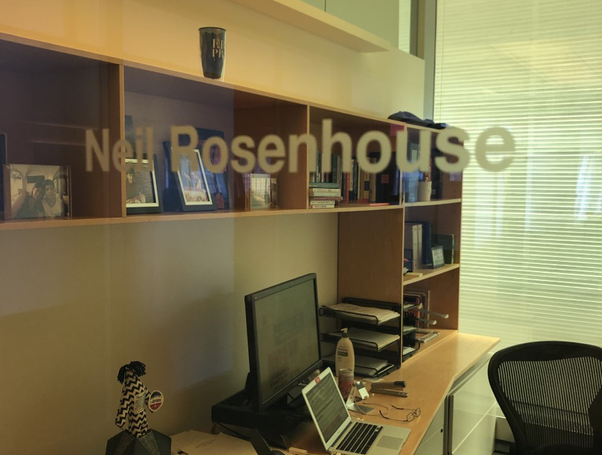 Neil Rosenhouse – The Daily Beast
