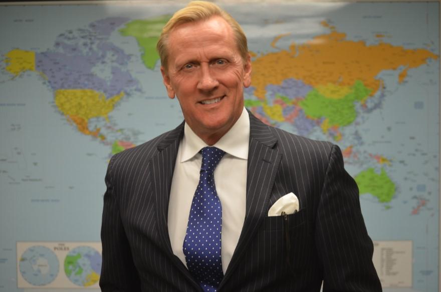 Rob Peters – Check-6 International Inc.