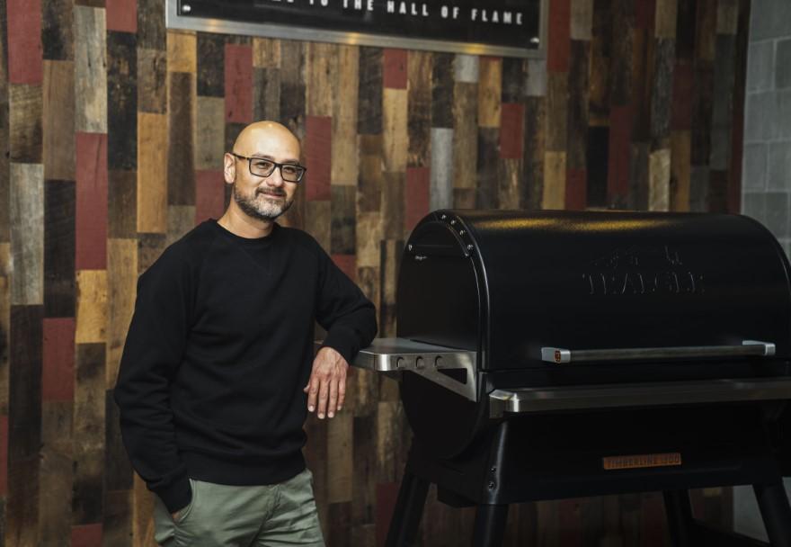 Tom Burton – Traeger Pellet Grills LLC