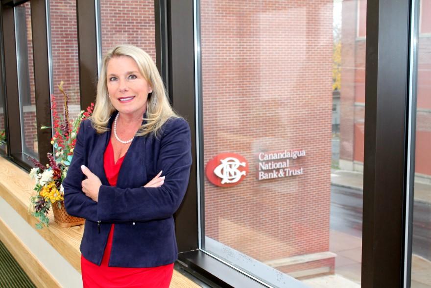 Jennifer Weidner – Canandaigua National Bank & Trust
