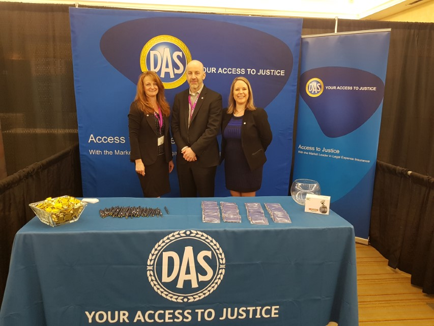 Rissa Revin – DAS Legal Protection Inc.