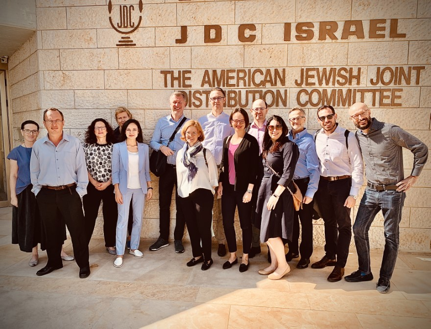 Guy Billauer – American Jewish Joint Distribution Committee