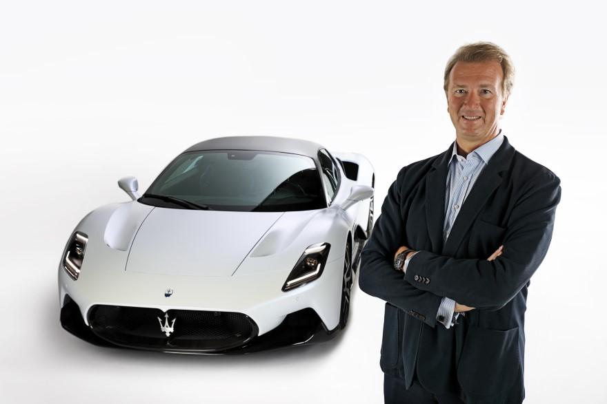Paolo Scortichini – Maserati