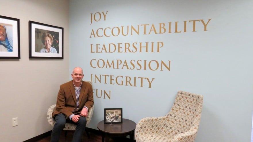 Patrick McCraney – Cardinal Ventures/Blake Management Group