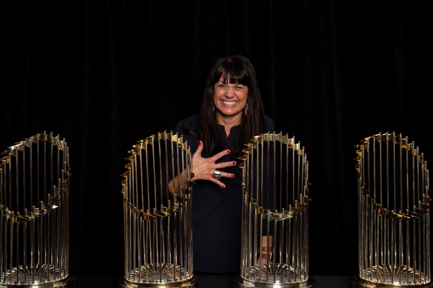 Mandy Petrillo – Boston Red Sox