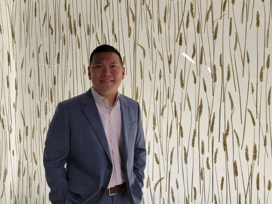 Anderson Chang | Senior Counsel | Indigo Agriculture