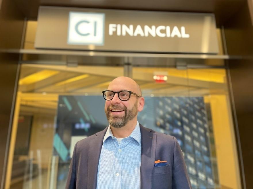 Matthew C. Scott | CI Financial