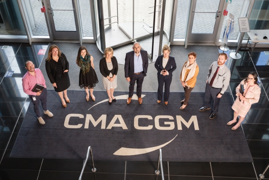 Marc Marling | CMA CGM North America