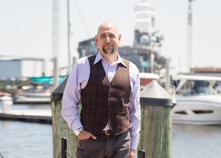 Marc Marling | Chief Legal Officer | CMA CGM North America