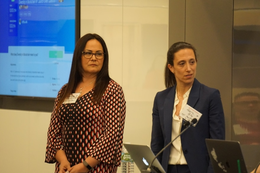 Adrienne Valencia Garcia | General Counsel, Blockchain and Cognitive Systems | IBM | Photo Credit: Bidemi Palmer