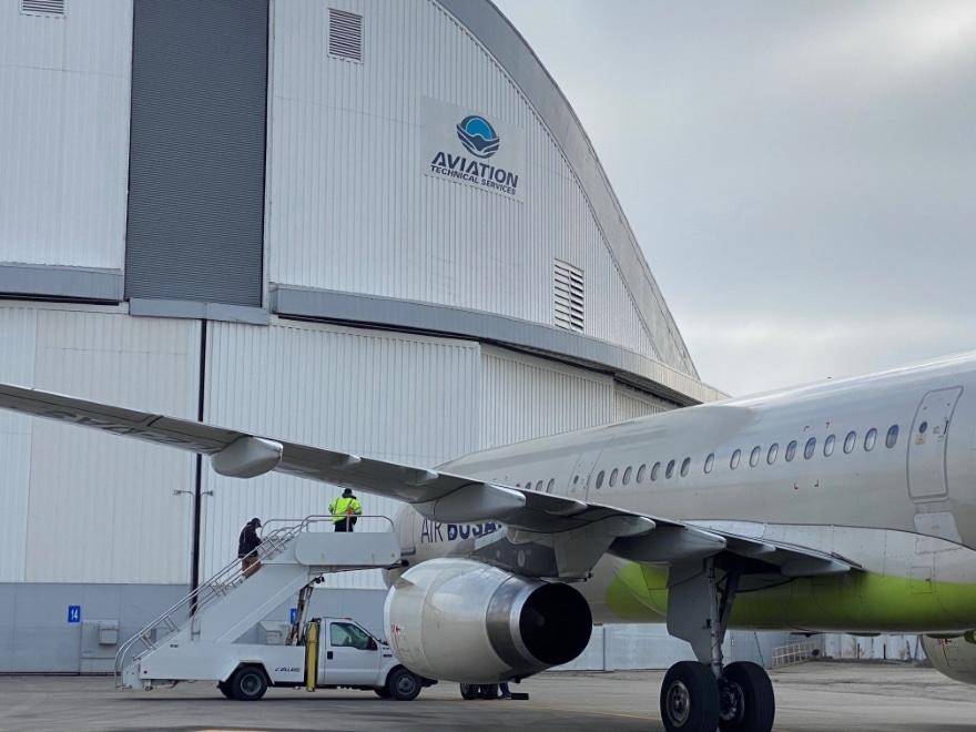 Nima Seyedali – Aviation Technical Services