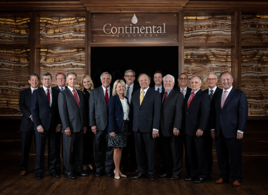 Eric S. Eissenstat – Continental Resources