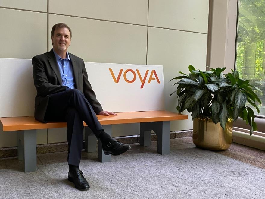 Eric Banta | Senior Vice President and Chief Counsel | Voya