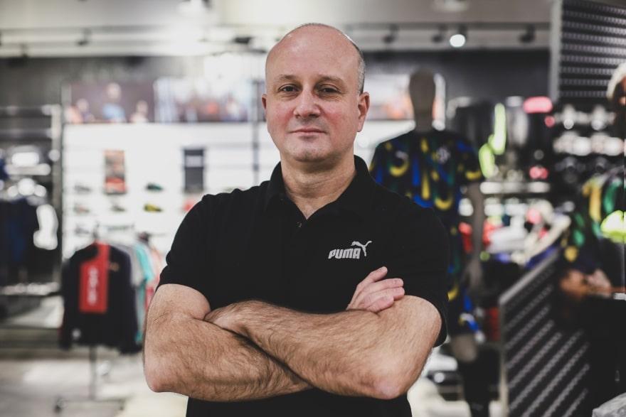 Diego Di Giacomo – Puma Group