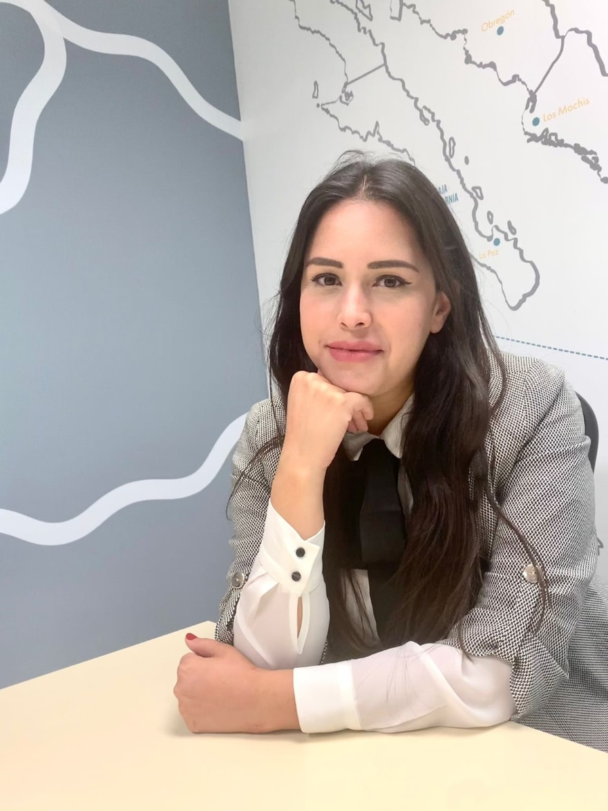 Rebeca Estela Tovar Gálvez   Legal Manager of Legal Department   C&A México