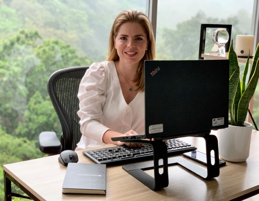 Natalia García Quintero | Associate Legal Director | Colgate-Palmolive, Mexico
