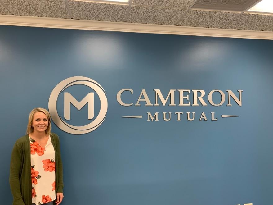 Andrea Lockridge   General Counsel   Cameron Mutual Insurance
