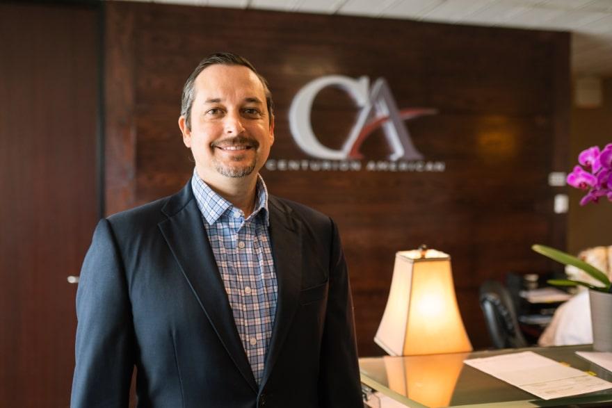 Travis Boghetich | General Counsel | Centurion American Development Group