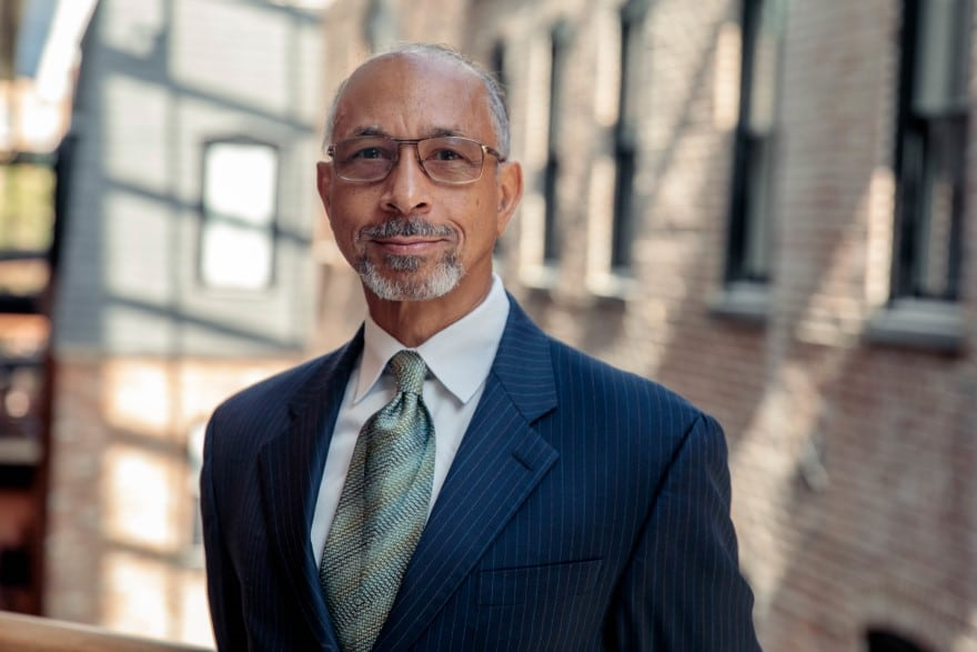 Charles Barber   Interim Vice President and General Counsel   George Washington University
