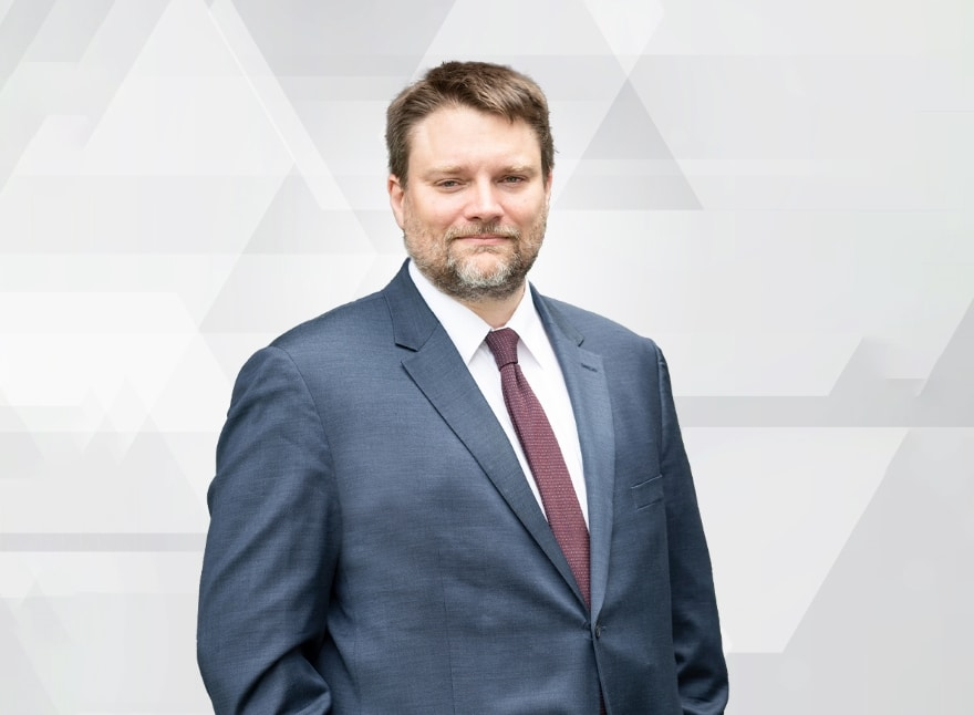 Dante Bradley   Portfolio Counsel   Volaris Group