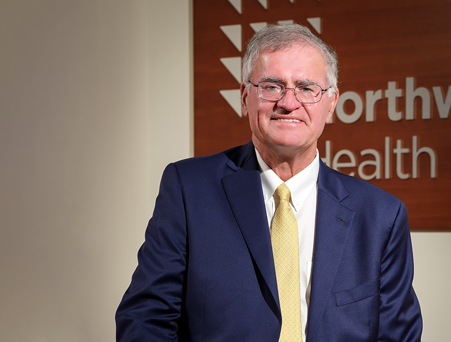 Laurence Kraemer   Senior Vice President and Chief General Counsel   Northwell Health