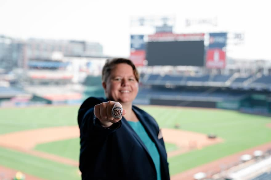 Betsy Philpott | Vice President and General Counsel | Washington Nationals