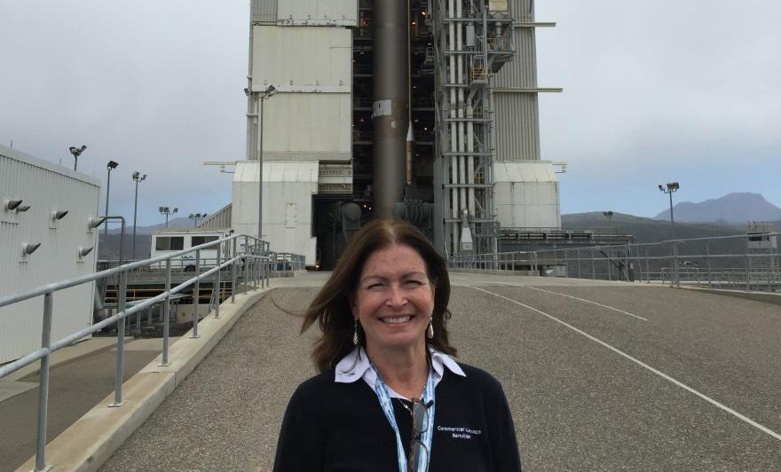Robin Ricketts – Lockheed Martin Space