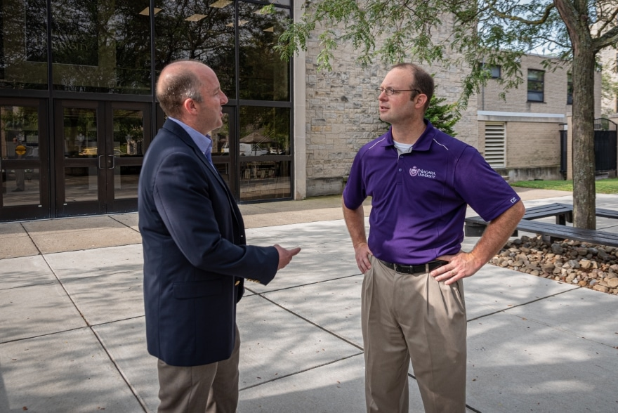 Jeremy A. Colby | General Counsel | Niagara University