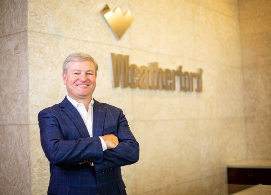Scott C. Weatherholt   Executive Vice President, General Counsel, Chief Compliance Officer   Weatherford International