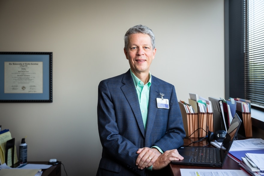 Robert Bryson Carter | Vice President and General Counsel | Cone Health